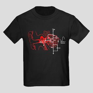 Signal to Noise - Dark Kids Dark T-Shirt