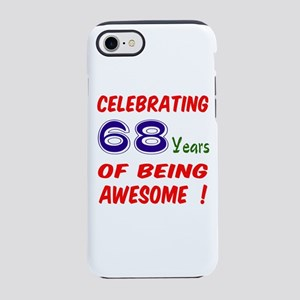 Celebrating 68 Years Of Bein iPhone 8/7 Tough Case