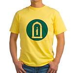 A&S Officer Yellow T-Shirt