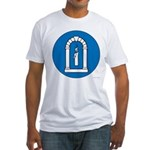A&S Officer Fitted T-Shirt