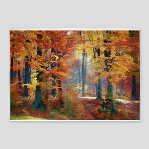 A Crisp Colorful Autumn Stroll Through the Woods 5