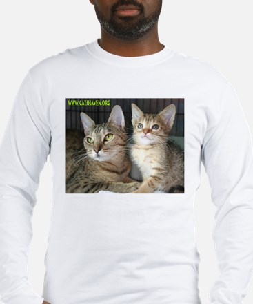 Cats Haven Rescue 1072 Long Sleeve T-Shirt