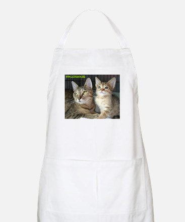 Cats Haven Rescue 1072 BBQ Apron