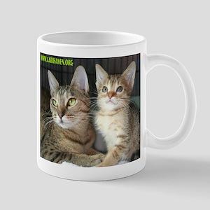 Cats Haven Rescue 1072 Mug