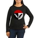 Chronicler Women's Long Sleeve Dark T-Shirt