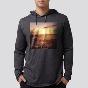 Maui Sunset Hawaiian Long Sleeve T-Shirt