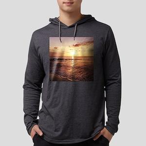Maui Sunset Hawaiian Long Sleeve T-Shirt