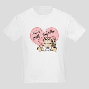 Babcia's Little Valentine GIR Kids Light T-Shirt