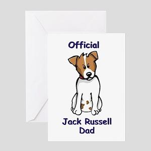 JR Dad Greeting Card