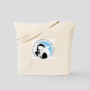 Shriver Peaceworker Tote Bag