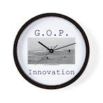 Innovation Wall Clock