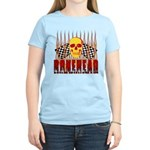 BONEHEAD W TALL FLAMES Women's Light T-Shirt
