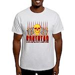 BONEHEAD W TALL FLAMES Light T-Shirt