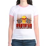 BONEHEAD W TALL FLAMES Jr. Ringer T-Shirt