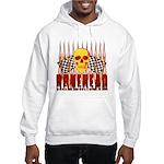 BONEHEAD W TALL FLAMES Hooded Sweatshirt