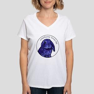 Somebunny Ash Grey T-Shirt
