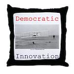 Innovation II Throw Pillow
