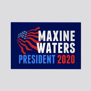 Maxine Waters 2020 Rectangle Magnet