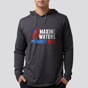 Maxine Waters 2020 Mens Hooded Shirt