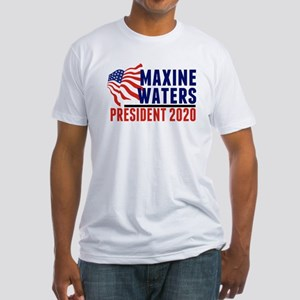 Maxine Waters 2020 Fitted T-Shirt
