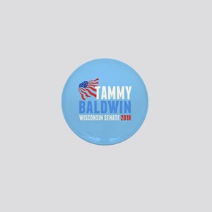Tammy Baldwin 2018 Mini Button