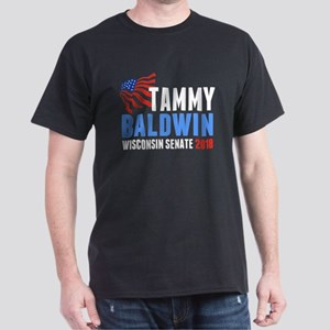 Tammy Baldwin 2018 Dark T-Shirt