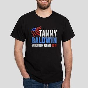 Tammy Baldwin 2018 Dark T-Shirt