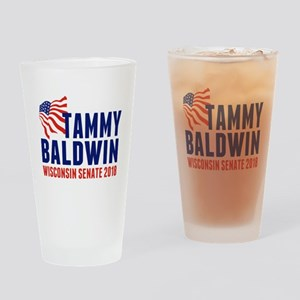 Tammy Baldwin 2018 Drinking Glass