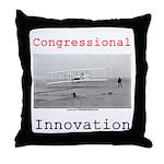 Innovation III Throw Pillow