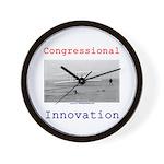 Innovation III Wall Clock