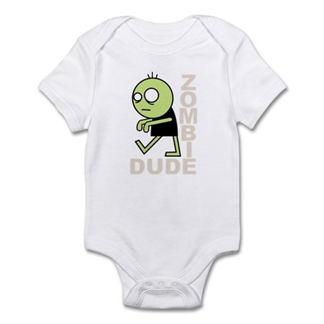 Zombie Dude Infant Bodysuit