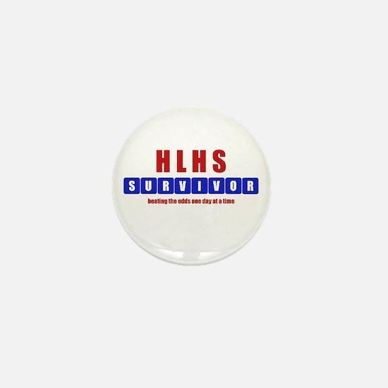 HLHS SURVIVOR Mini Button