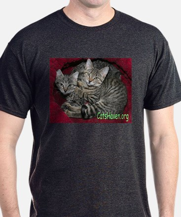 Cats Haven Rescue 618 T-Shirt