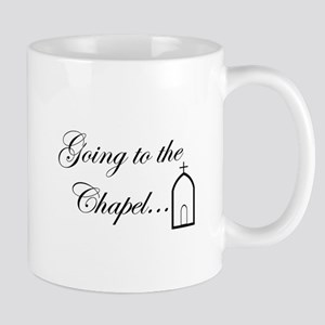 Going to the Chapel...In Black Mug