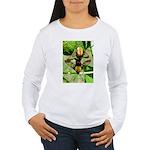 Mating Moths Women's Long Sleeve T-Shirt
