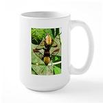Mating Moths Large Mug