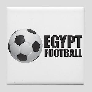 Egypt Football Tile Coaster
