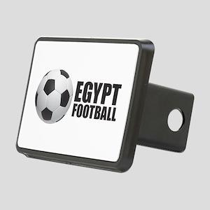 Egypt Football Rectangular Hitch Cover