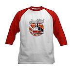 Roosevelt Island Tram Logo Kids Baseball Jersey