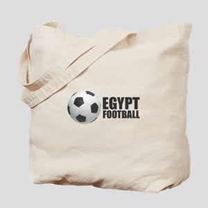 Egypt Football Tote Bag