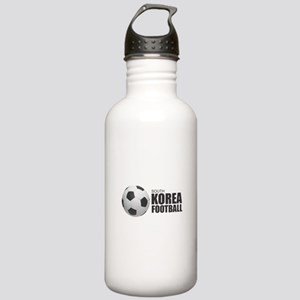 South Korea Football Stainless Water Bottle 1.0L