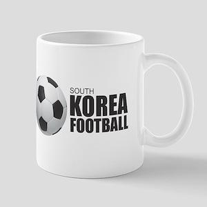 South Korea Football Mugs