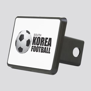 South Korea Football Rectangular Hitch Cover