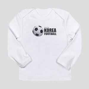 South Korea Football Long Sleeve T-Shirt
