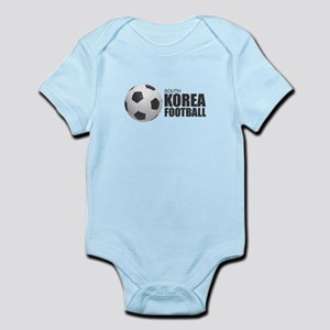 South Korea Football Body Suit
