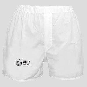 South Korea Football Boxer Shorts