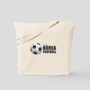 South Korea Football Tote Bag