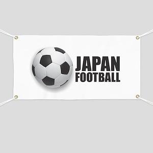 Japan Football Banner