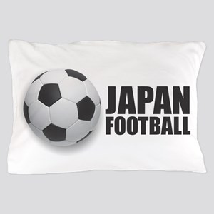 Japan Football Pillow Case