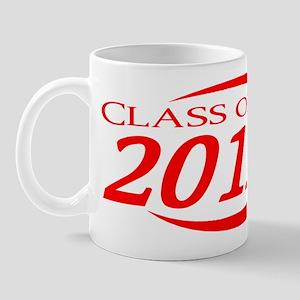 Class of 2011 Red Mug